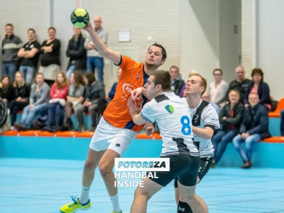 HV Apollo HS1 – Zwart Wit HS1 (38-31) 3-2-18