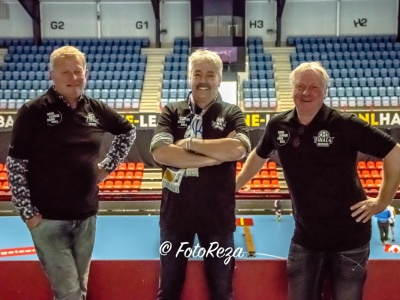 BENE-League Final4 2018 halve finales