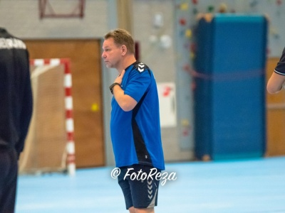 Training Nederlands Handbalteam Heren Waalwijk 5-6-18