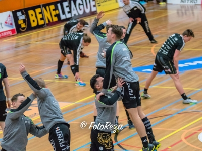 OCI-LIONS – Handbal Aalsmeer BENE-League 9-2-19 (19-20)
