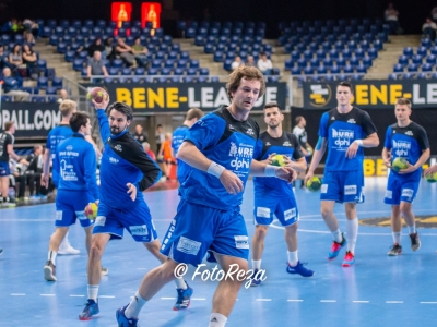 BENE-League Final4 2019 (Halve finales)