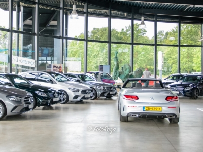 OCI-LIONS Smeets Mercedes-Benz Business Rally 2019