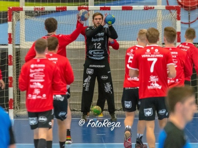 Bevo HC – Sporting NeLo BENE-League (29-29) 9-9-17