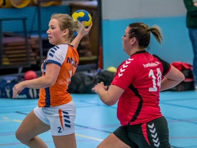 HV Apollo Dames 1, Meiden C, Heren 2 12-2-17